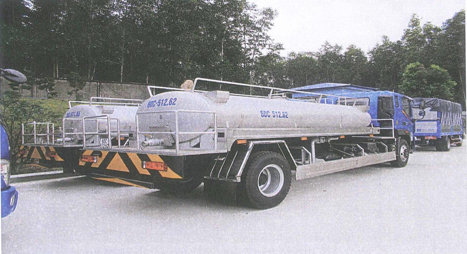 Hệ thống vận chuyển CTNH